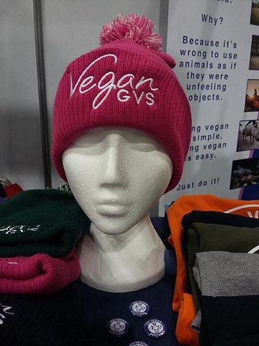 GVS Pom Pom Beanie Hat