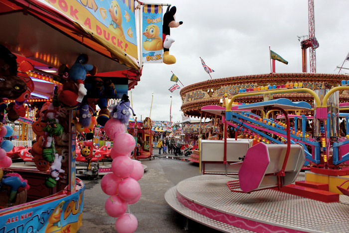 Hull Fair By Day Series-1