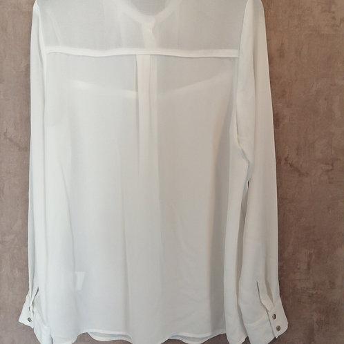 Chemise blanche avec noeud lavallière Les Petites...