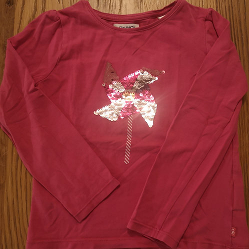T shirt rose moulin