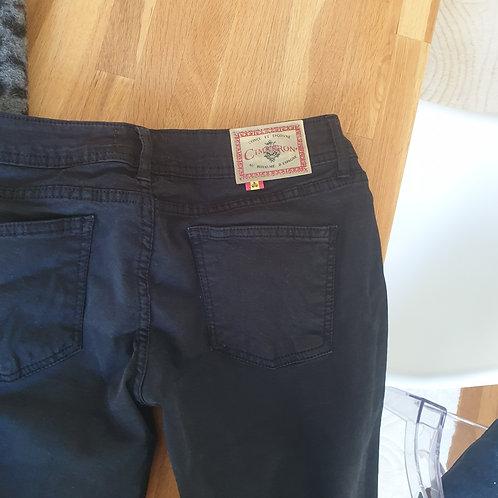 Pantalon noir cimarron