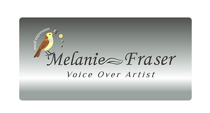 Melanie Fraser - Voice Over Artist