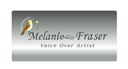 Melanie Fraser - Voice Over Artist