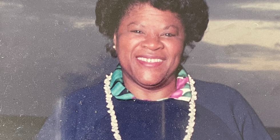 Mary Ellen Hill-Mobley