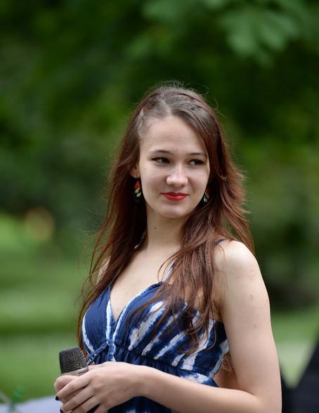 Tereza Chovítová: sbormistryně