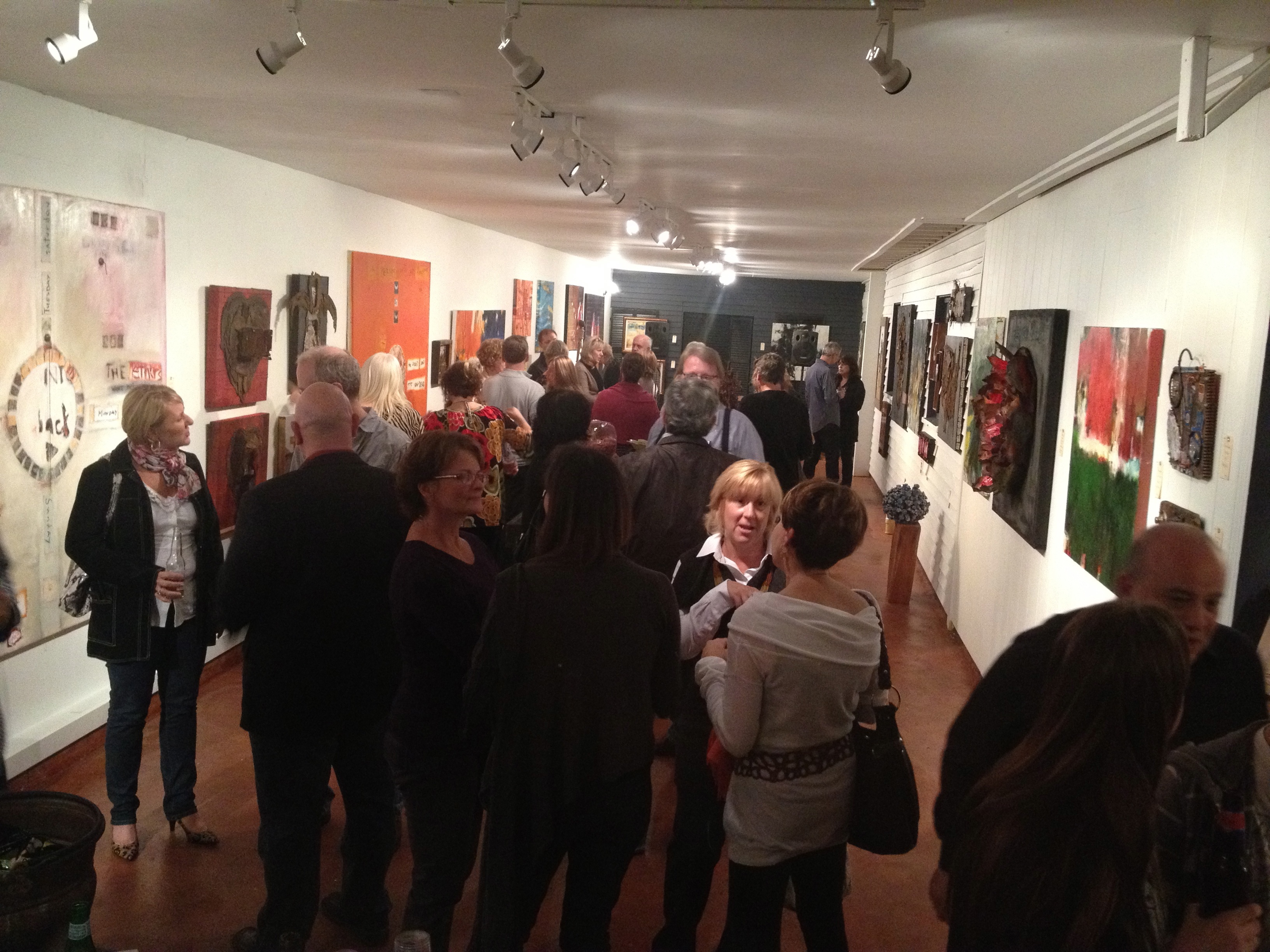 Art Show Gallery at 206