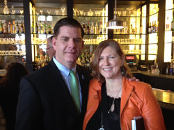 Marty Walsh & ZsuZsanna in SOWA