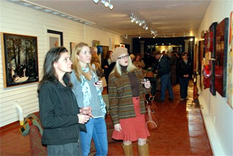 Gallery 206 Opening