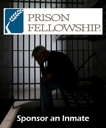 Sponsor an Inmate