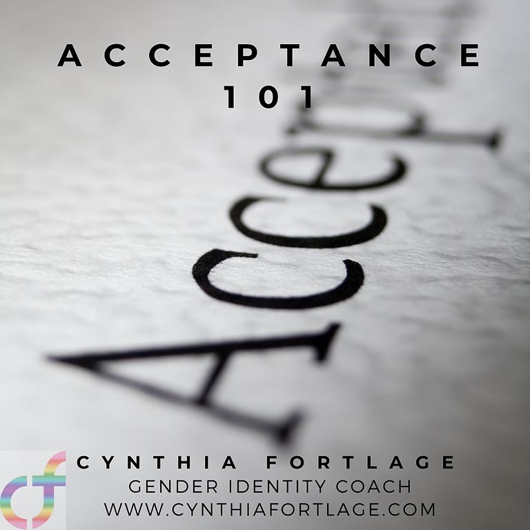 Acceptance 101 Workshop - July