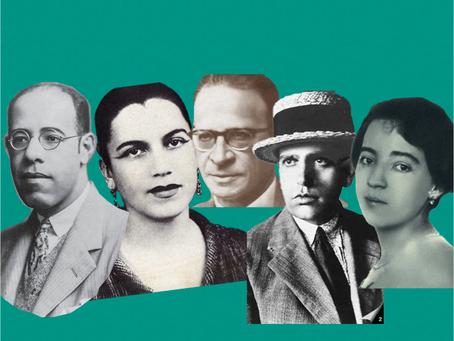 O Grupo dos Cinco: Modernismo Brasileiro