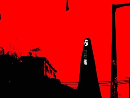 """Uma análise sobre o filme """"Garota Sombria Caminha pela Noite"""""""