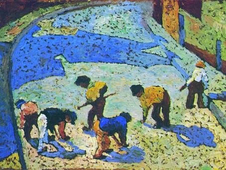 Cinco artistas do Modernismo Brasileiro