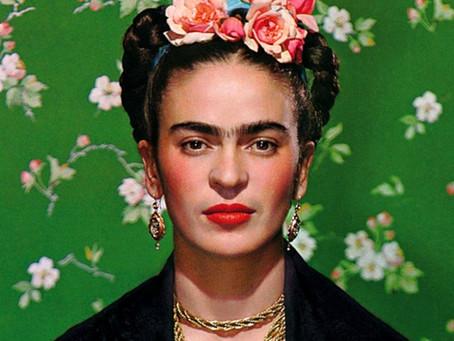 Sobre Frida Kahlo: uma introdução a vida e obra