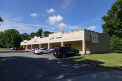 Strip Mall Office Space