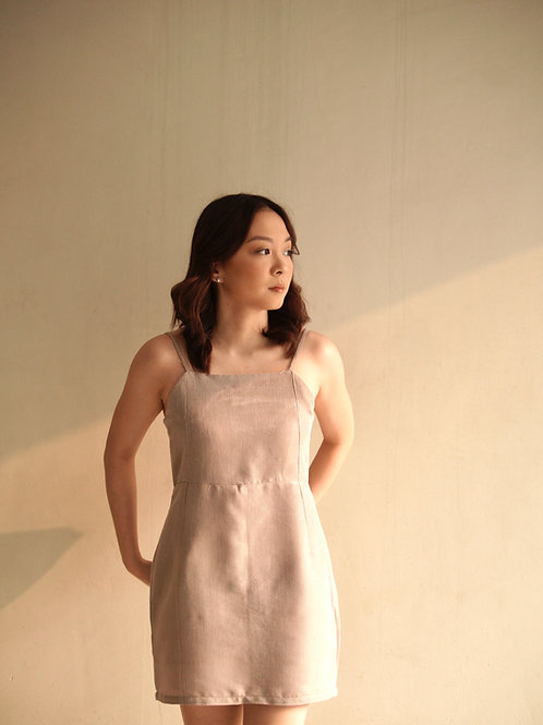 Araw Backless Dress