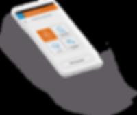 Мобильное приложение, Фирменный стиль, Дизайн логотипа, Тактильная рука
