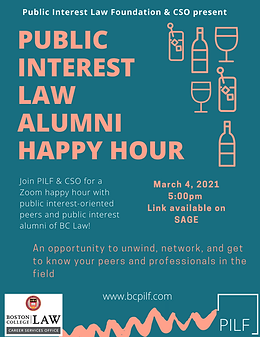 An opportunity to unwind, network, and g