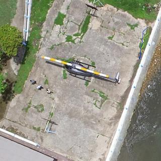 R66 aerial view shot