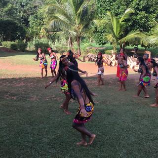 The Embera Quera tour