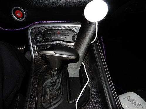 2015+ Dodge Coin Cup Phone holder with MagSafe Charger