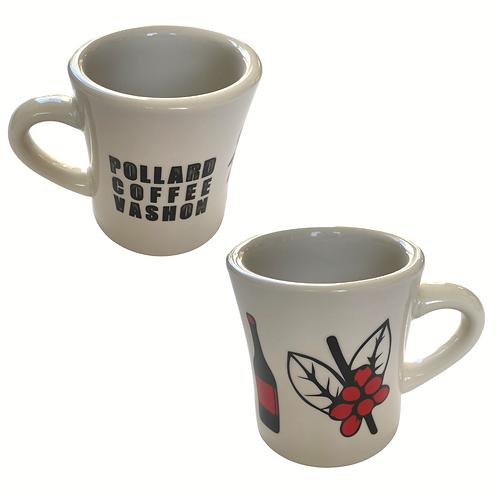 Pollard Coffee Vashon Diner Mug