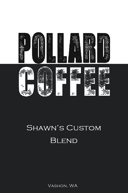 Shawn Yang Custom Blend