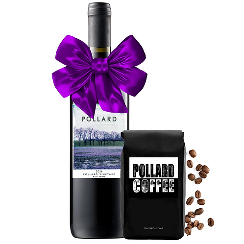 Wine and Coffee Gift Set