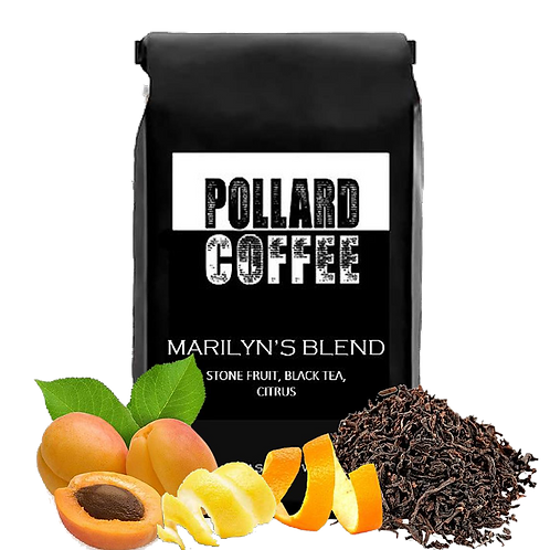"""May's Featured Blend: """"Marilyn's Blend"""""""