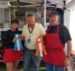 Virginia State Fair Ribbons