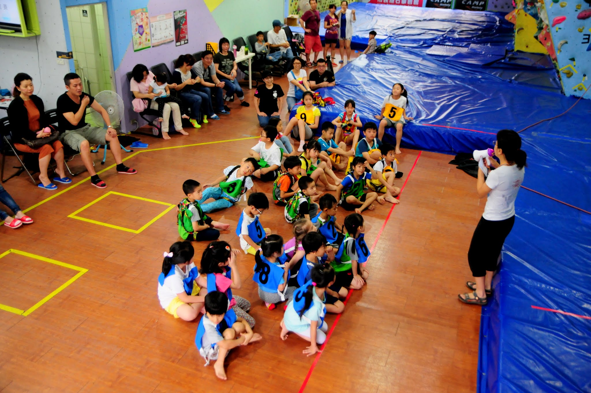 Flying kids 第一屆學員友誼賽 (11)