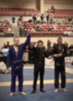 Wes Baldwin, Charlotte International Open IBJJF Jiu Jitsu Championship
