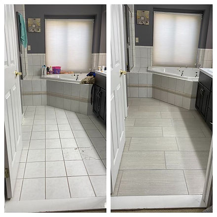Before and After floor tile.jpg