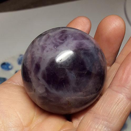 Sphère en Améthyste 40 mm