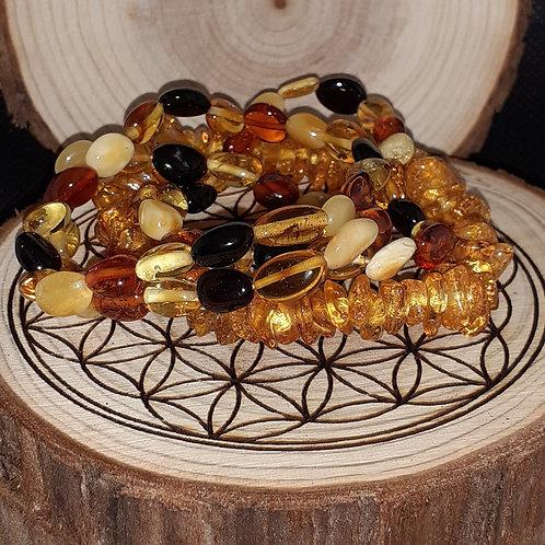 Bracelets ambre adulte