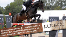 Jumping international 8/11 septembre 2016 - Puravida LODGE Proulieu