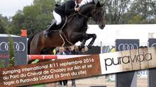 Jumping international 8/11 septembre 2016 - Puravida LODGE Proulieu