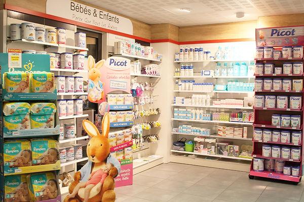 bébé pharmacie serrieres 01