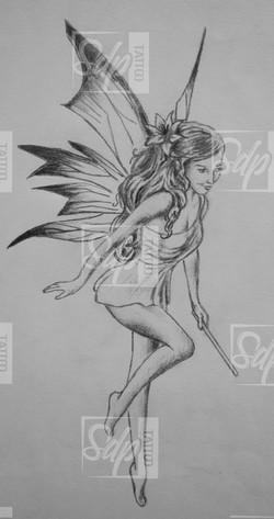 SDP_Tattoo_-_Fée01