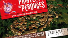 Le Printemps de PÉROUGES 2016 avec PURAVIDA Lodge