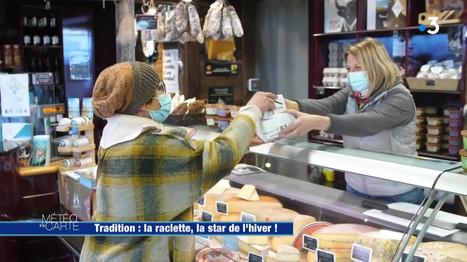 Tradition _ la raclette, la star de l'hi