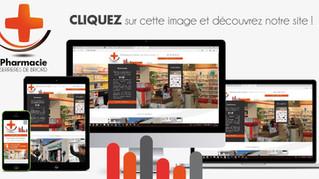 www.pharmacie-serrieres.com , Bienvenue sur notre site internet !