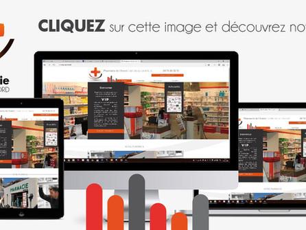 Les derniers sites WEB de CréaPUB