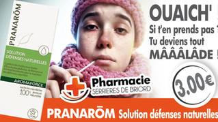 SAMEDIS MATINS MALINS 29/09/2018 Pharmacie SERRIÈRES de BRIORD