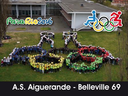 L'école, le sport, le handicap et CréaPUB !