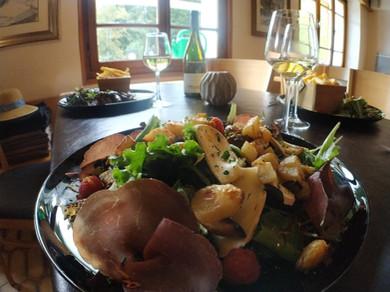 Assiette spéciale - Restaurant le Refuge - Cordon 74