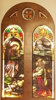 left side St Callistus Altar Resized_201