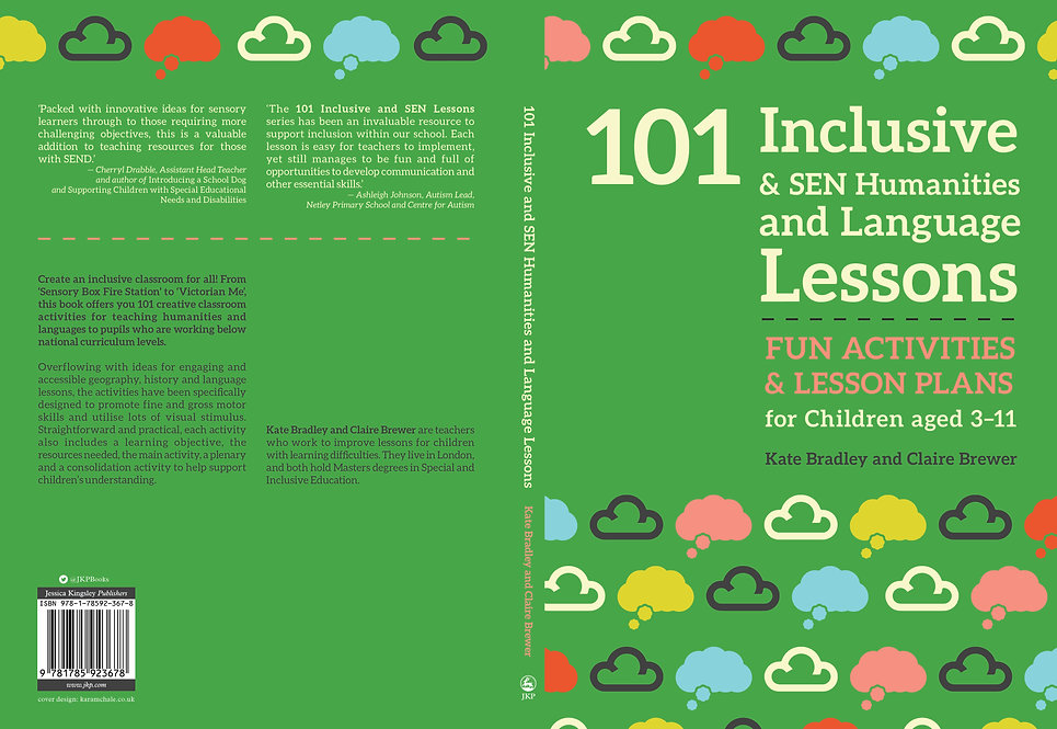 Brewer and Bradley 101 Inclusive and SEN Humanities and Language Lessons