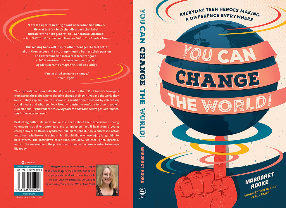 Rooke-You Can Change The World!