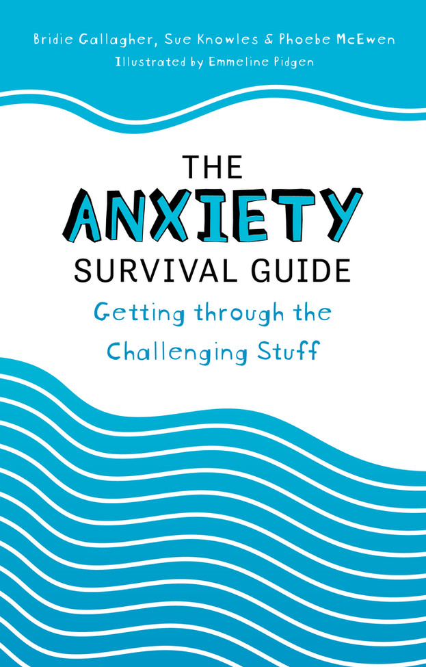 Knowles - Anxiety Survival Guide - Cover